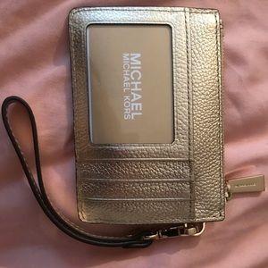 BRAND NEW Michael Kors wallet/ keychain